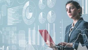 販売促進のデータ分析イメージ