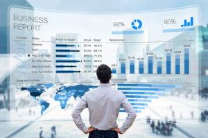 ビジネス分析リポート